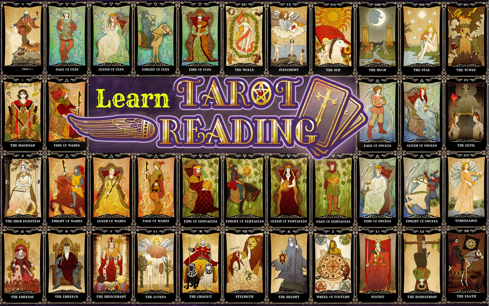 Learn Tarot Card Reading   Intuition Guided Meditation