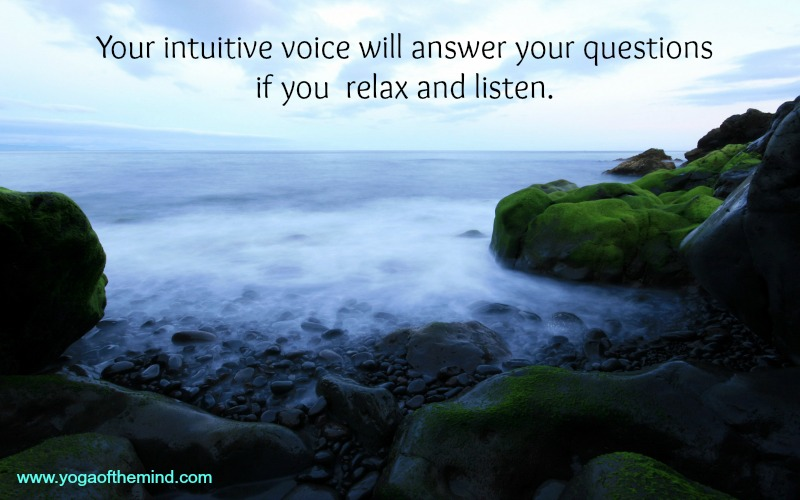 Intuitive voice